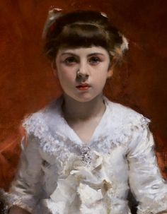 Sargent close up Edouard and Marie-Louise Pailleron |