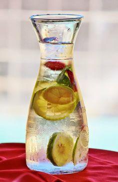 Hızlıca kilo vermenizi sağlayacak detoks suyu tarifi