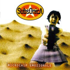"Subsonica ""Microchip Emozionale"" (1999 - Mescal)"