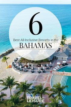 Die allerbesten All-inclusive-Resorts auf den Bahamas - Urlaub Bahamas All Inclusive, Bahamas Honeymoon, Best All Inclusive Resorts, Bahamas Beach, Best Resorts In Bahamas, The Bahamas, Honeymoon Destinations All Inclusive, Travel Destinations, Bahamas Hotels