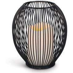 Gerson Indoor / Outdoor LED Candle Table Decor ($40) ❤ liked on Polyvore featuring home, home decor, multicolor, contemporary outdoor lantern, outdoor home decor, colored flameless candles, colorful home decor and outside lanterns