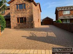 Everything about the service we have had from Erinstone has been excellent from the initial quote through to completion of the work. Charly and the boys have been thorough and professionals and done a fabulous job. We are really thrilled with our new driveway. Quote, Mansions, House Styles, Boys, Home Decor, Quotation, Baby Boys, Decoration Home, Room Decor