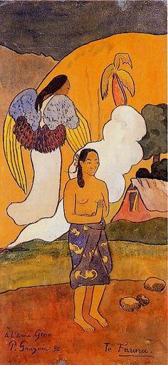 Taperaa Mahana - Paul Gauguin - WikiPaintings.org