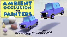 Ambient Occlusion (and Ambient Light) for Painters - Marco Bucci Ambient Occlusion, Speed Art, Coloring Tutorial, Anatomy Reference, Art Reference, Ambient Light, Digital Art Tutorial, Learn Art, Color Harmony