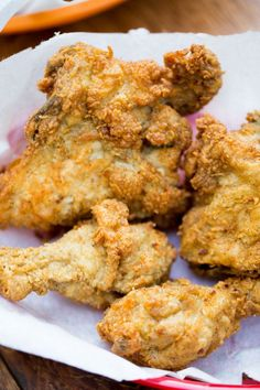KFC Original Recipe Chicken decoded by a food reporter and republished with all 11 herbs and spices to make picture perfect KFC chicken at home!