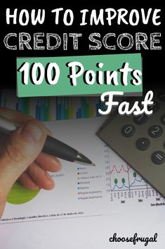 How To Improve Credit Score 100 Points (And What Dropped It Free Credit Repair, How To Fix Credit, Rebuilding Credit, Improve Your Credit Score, Frugal Tips, How To Get Money, Scores, 30, Personal Finance