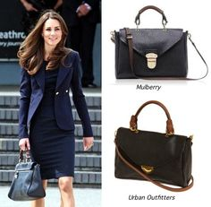 7e716aff86af Kate Middleton inspired. Urban Outfitters Kimchi Blue Mid Two-Tone Lady Bag   58 (