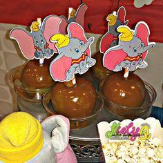 Elijah's Dumbo Baby Shower | CatchMyParty.com
