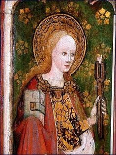 Did you know there's a patron saint of dentistry? Saint Apollonia!  St. Apollonia, who died in the year 249, was martyred for not renouncing her faith during the reign of Emperor Philip. The account of the life of St. Apollonia was written by St. Dionysius to Fabian, Bishop of Antioch. Apollonia had all her teeth knocked out after being hit in the face by a Christia.  http://www.catholic.org/saints/saint.php?saint_id=104  #Dentist #Dental #Hygienist #Dentaltown #Quotes