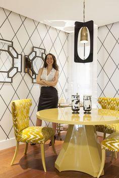 Laura Gärna * Yellow Mustard House * Living Room  Laura Gärna Brilliant Mustard Dining Room Inspiration