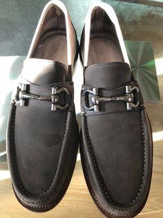 1282358e529378 SALVATORE FERRAGAMO MENS LOAFERS OATMEAL COLOR SUEDE SIZE 10  fashion   clothing  shoes  accessories  mensshoes  dressshoes (ebay link)