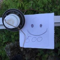 """""""#geocaching #500 """""""