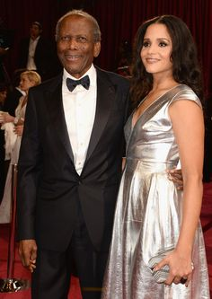 Sidney Poitier Photos: Arrivals at the 86th Annual Academy Awards — Part 14