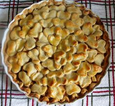 Valentine's Apple Pie