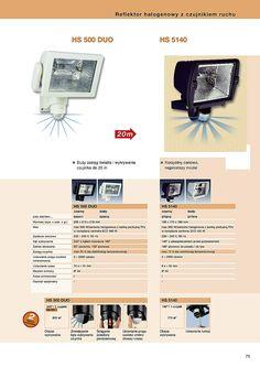 Lampa halogenowa z czujnikiem HS 5140 Steinel  - czarna Halogenowe reflektory z czujnikiem ruchu firmy STEINEL, stanowią idealne rozwiązanie, gdy potrzebne jest szczególnie jasne oświetlenie obszaru przed domem, wjazdów i miejsc niebezpiecznych. Czujne reflektory są fabrycznie wyposażone w żarniki o różnej mocy od 150 do500 W. $111