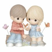 Find new Precious Moments figures, such as the selections featured in the Growing in Grace series, when you shop online at Coppin's Hallmark! http://www.coppinsgifts.com/newprmo.html
