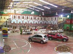 Vista de la #ExpoFeriaCantera #NuestrasFerias #Tlalpujahua #PueblosMagicos