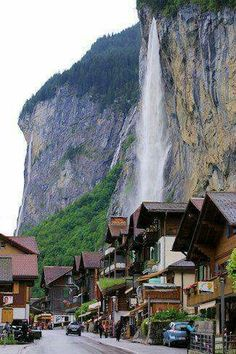 Lauterbunnen, Switzerland