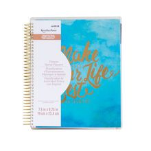 Creative Year Fitness Spiral Planner By Recollections