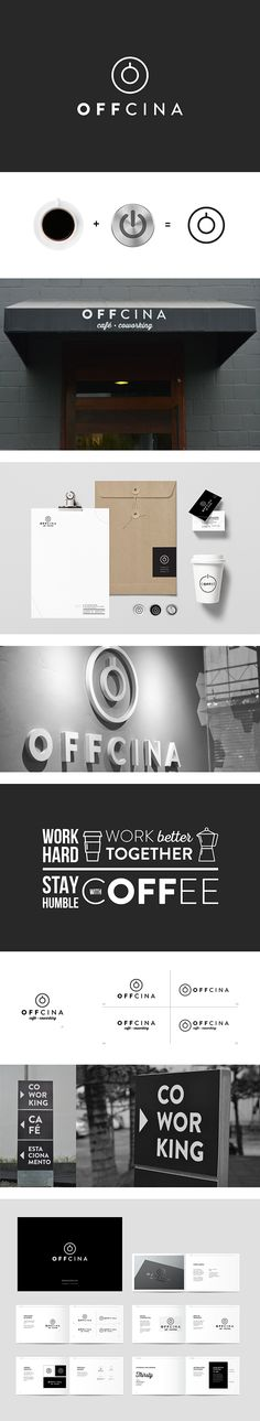 Offcina Coffee Coworking is a space dedicated to networking and the promotion of interpersonal relationships. In addition to providing shared space, it offers studios, meeting rooms, auditorium for 40 people and a cafe and bar for happy hour.We took ins…