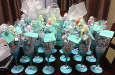 - Elegant Cheap and Unique Bridal Shower Favors Ideas- Before having a wedding ceremony usually the brides and the grooms will hold ceremony before they are getting married. Bridal shower is a s. Mermaid Bridal Showers, Unique Bridal Shower, Bridal Shower Favors, Wedding Favors, Wedding Ideas, Wedding Stuff, Wedding Cake, Wedding Ceremony, Wedding 2017