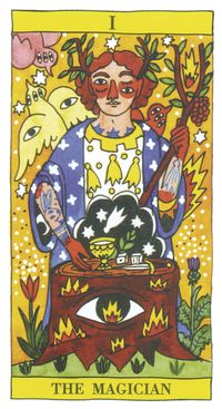 Llewellyn Worldwide - Tarot del Fuego: Product Summary