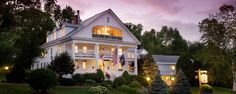 Romantic Northern Vermont bed and breakfast, New England inn