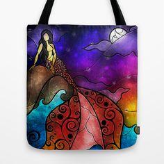 The little Mermaid,tote bag