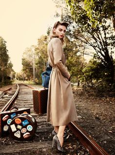 S in Fashion Avenue: Retrò throwback