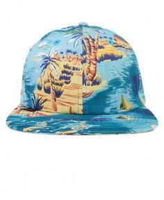 Obey - Baltimore Strapback Cap - $28