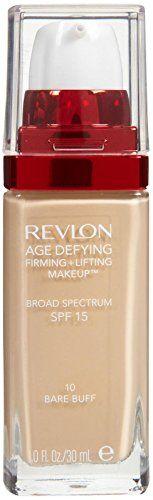 nice Revlon Age Defying Firming + Lifting Makeup - Bare Buff (02)