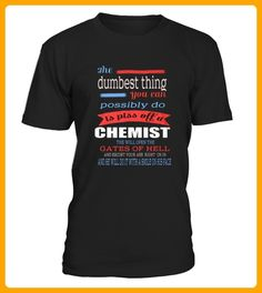 Best NEW DESIGN OPEN HELL CHEMIST front Shirt - Höllische shirts (*Partner-Link)