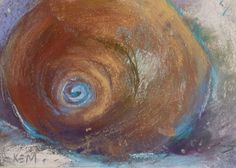 What+Can+a+Sea+Shell+Teach+you+about+Painting?,+painting+by+artist+Karen+Margulis