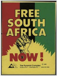 """Free South Africa Now! Protest Art, Protest Posters, Political Posters, Apartheid, Pop Posters, Poster Prints, West Africa, South Africa, Women In Physics"