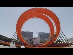 ▶ World Record: Hot Wheels Double Loop Dare at the 2012 X Games Los Angeles - YouTube