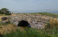Santa Giusta, il ponte romano