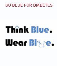 International Diabetes Federation. Piensa azul Viste azul #Diabetes