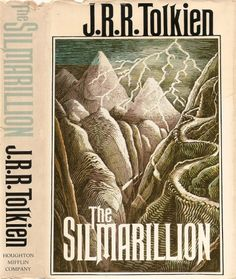 The Silmarillion. The copy i remember having as a kid