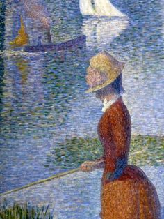 The master -- Seurat at the Chicago Art Institute