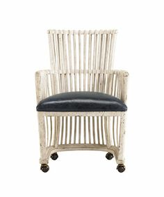 Stanley Furniture Archipelago Windsor Club Chair, available at Giorgi Brothers