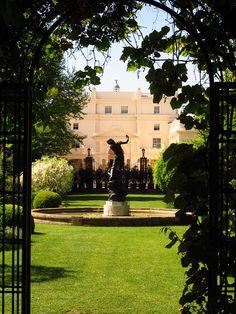 St John's Lodge Garden > Regent's Park > London > England