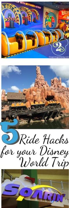 Enhance your experience on these 5 Disney World Rides with these hacks! Disney World Rides, Disney World Parks, Disney World Planning, Walt Disney World Vacations, Galactic Heroes, Disney World Tips And Tricks, African Safari, Magic Kingdom, Hacks