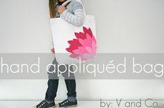 diy bag...great birthday idea for a best friend!!