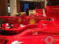 Intrépi2.0 visita la Exposición Fernando Alonso Collection Alonso, F1