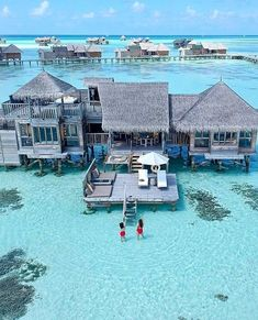 Gili Lankanfushi - The Maldives Islands - - Gili Lankanfushi - The Maldives Islands Vacation Places, Vacation Destinations, Vacation Trips, Dream Vacations, Vacation Spots, Places To Travel, Places To Go, Tourist Spots, Visit Maldives