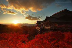 Photo Kiyomizu-dera Temple in KYOTO by Woosra Kim on 500px