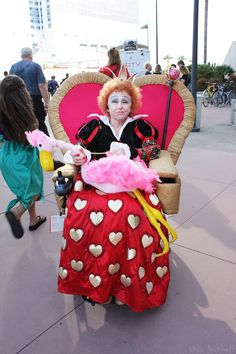 Halloween Costumes Queen Of Hearts