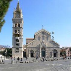 Fachada Il duomo di Messina