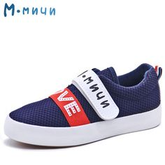 MMNUN 2018 Brand New Children Shoes Boys Casual Shoes for Mid-age Boys Kids Sport Shoes Breathable Children Sneakers Size 28-35