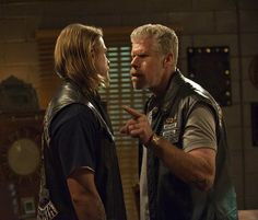 Jax & Clay i dont like Clay haven't since the 3rd Season